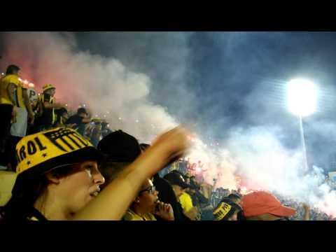 PEÑAROL vs nacional recibimiento - Barra Amsterdam - Peñarol