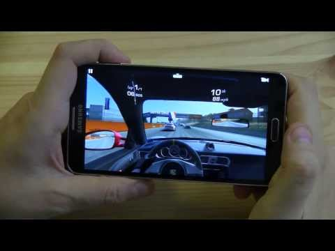 exynos - Galaxy Note 3 Gaming - http://www.mobilegeeks.com - We are showing you how some recent Android games are running on the Samsung Galaxy Note 3 with Exynos 542...