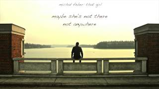 Video michał feber: that girl
