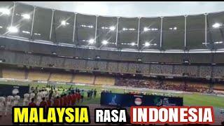 Video SAMBUTAN HANGAT PULUHAN RIBU SUPORTER TIMNAS INDONESIA DI STADION MALAYSIA MP3, 3GP, MP4, WEBM, AVI, FLV September 2018