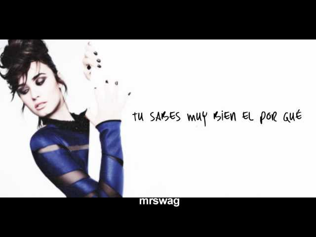 Sddefault Demi Lovato Shouldnt  Traducida Al Espaol Mpfordfiesta