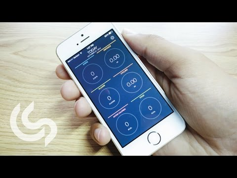 FitPort   Daily Activity, Health & Fitness Tracker App Review!
