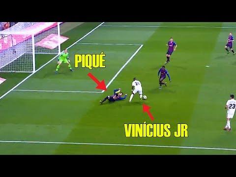 Lances mais incríveis do Vinicius JR pelo Real Madrid !!
