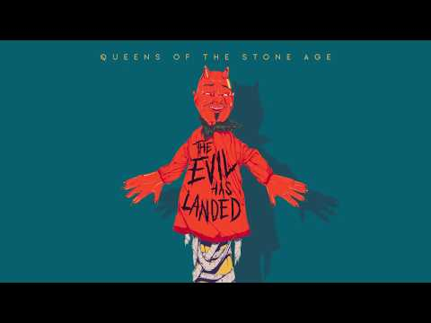 AUDIO: QUEENS OF THE STONE AGE - 'The Evil Has Landed'