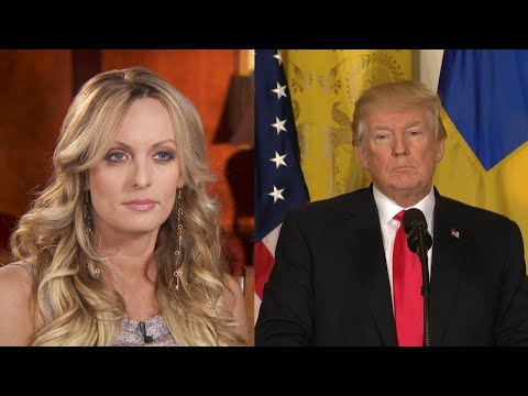 Why Adult Film Star Stormy Daniels Is Suing President Trump