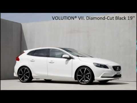 HEICO SPORTIV - VOLUTION® wheels for your Volvo V40