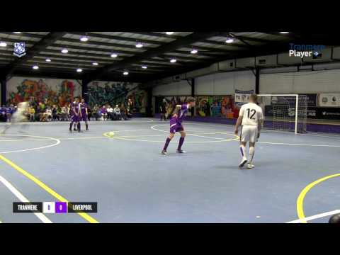 HIGHLIGHTS: Tranmere V Liverpool (Futsal)