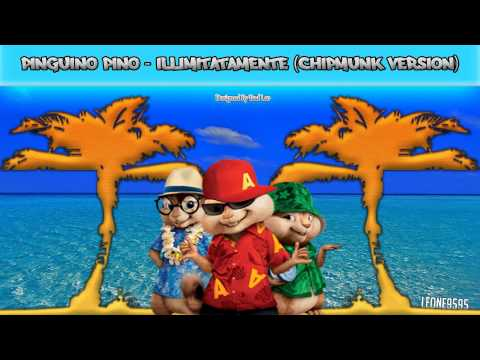 Pinguino Pino - Illimitatamente (Chipmunk Version)