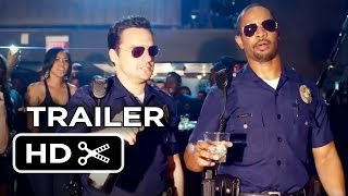 Let's Be Cops Official Trailer #1 (2014) - Jake Johnson, Damon Wayans Jr. Movie HD - YouTube