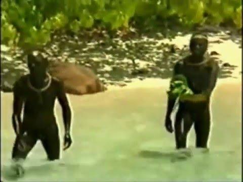 Агресивні вихідці з кам'яного віку проживають поблизу берегів Індії (унікальні ВІДЕОкадри)