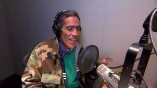 Ted Williams kicks off NBC's Today Show - Homeless man with golden radio voice