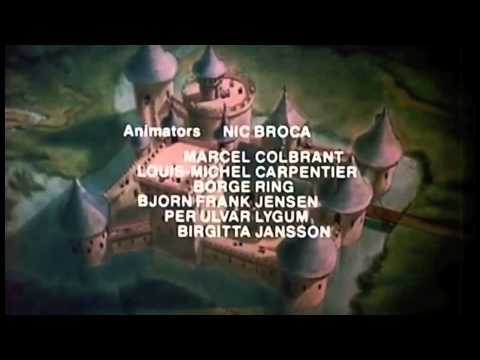 The Smurfs And The Magic Flute (1976) - Original Credits Recreation (1983 American Release)