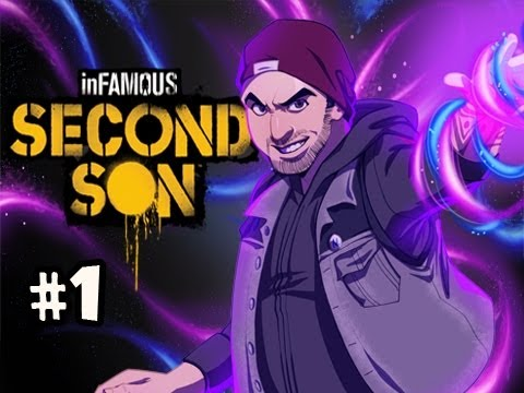 uberhaxornova - Leave some support with LIKES! ▻ SUBSCRIBE for more videos! http://bit.ly/subnova ◅ FINALLY it is time to break out the ps4 and jump into Infamous Second Son...