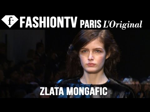 Fashion TV - http://www.FashionTV.com/videos MODEL TALK - Watch FashionTV's exclusive interview with model Zlata Mangafic. Zlata Mangafic is with IMG. She is originally Serbian and she's 177 cm tall. ...