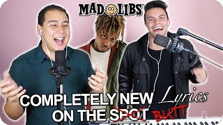 "Juice WRLD - ""Lucid Dreams"" MadLibs Cover (LIVE ONE-TAKE!)"