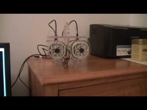 Предыдущая калибровка глаз робота