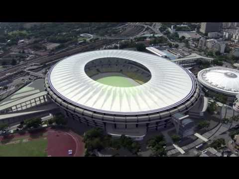 Vídeo - Novo Maracanã