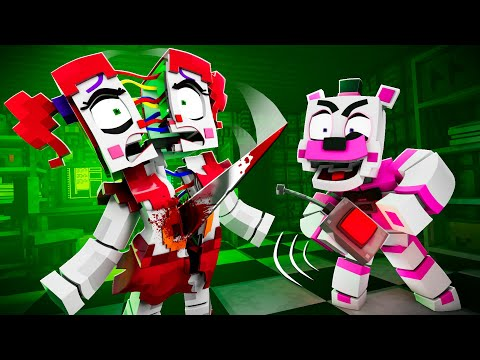 How Circus Baby DIED and came back to LIFE 💀 - Fazbear and Friends SHORTS #1-26 Compilation