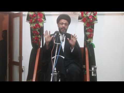 1438 AH – Muharram – Shab 09