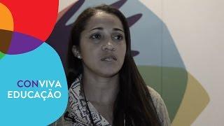 CONVIVA EDUCAÇÃO - Depoimento Silvana Lima