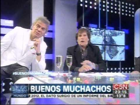 C5N - BUENOS MUCHACHOS: PARTE 3 (11/05/13)