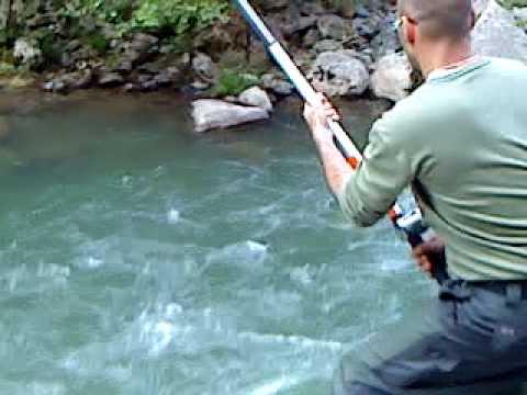 La Pesca del Salmón,Los Hernández en El Deva.2.