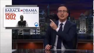John Oliver Brazil Elections -  Edited