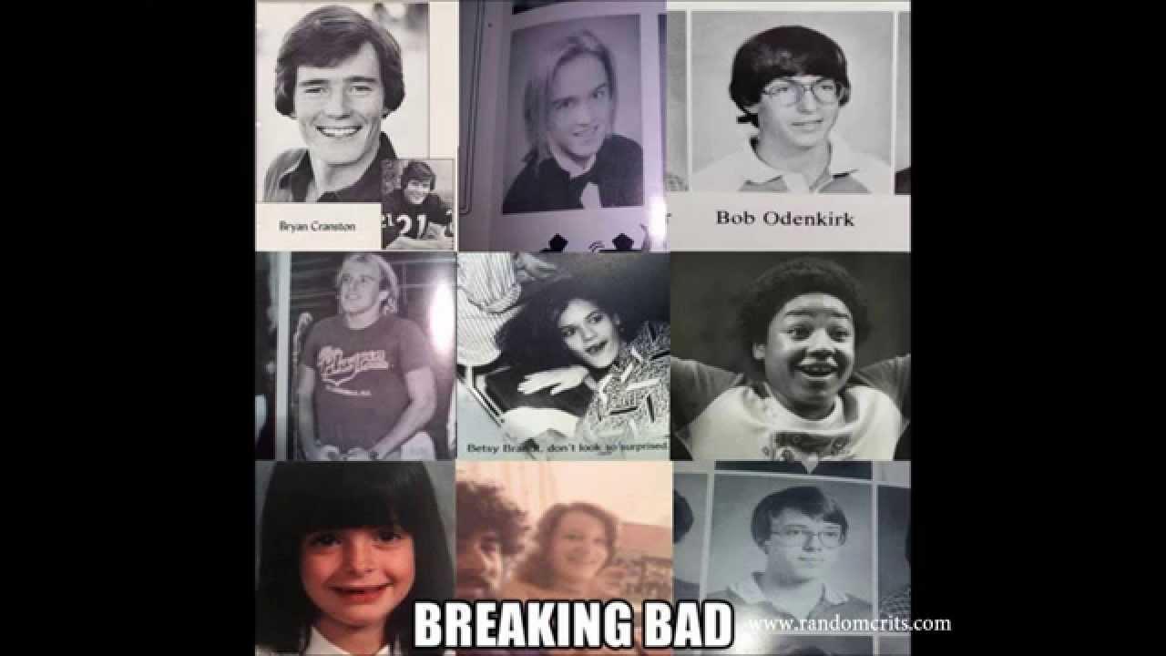 Celebrity Throwbacks