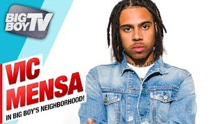 BigBoyTV - Vic Mensa on His New Album, Dj Akademiks, & A Lot More!