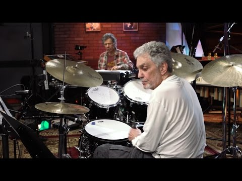 The Corea / Gadd Band On Tour 2017:  Chick Corea and Steve Gadd's musical partnership is the stuff of legend. But the music is always new. Since Gadd became the very first electric Return to Forever drummer (true story), these two have turned out one game-changing record after another: The Leprechaun, My Spanish Heart, Three Quartets and Friends. Now, co-leading a band for the first time, they pick it up where they left off, this time with young guns filling out the lineup: Lionel Loueke, the Benininan genius on guitar; Steve Wilson, Chick's Origin protege, on sax and flute; the great Carlitos Del Puerto on bass; and Brazilian master Luisito Quintero on percussion. New studio album on the way, fall 2017.