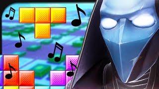 Fortnite Creative: Tetris -