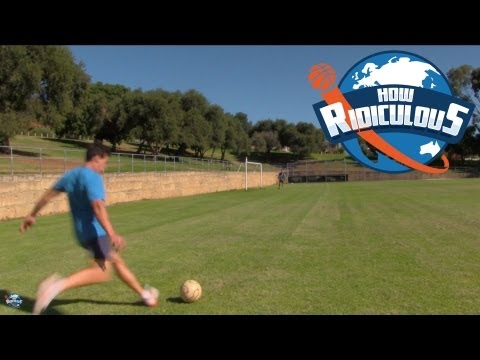 Soccer - Whether you call it football, soccer or something else.. we hope you enjoy these trick shots! Catch up with us on these 2 cool things - Facebook: http://on.f...