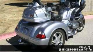 9. 2009 Honda Goldwing GL1800 Champion Trike  - Heartland Ho...