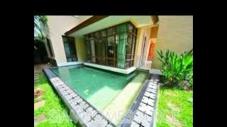 Detached House In Baan Siri - Sukhumvit Detached Houses For Rent - Bangkok Thailand