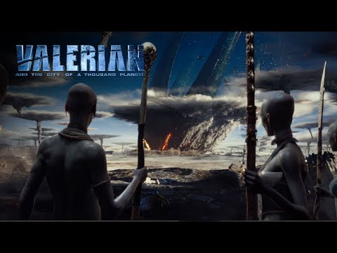 Valerian and the City of a Thousand Planets (TV Spot 'Attack')