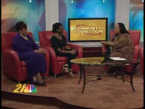 Dominique Paramore talks Good Vote Drive Comedy Tour with Madonna Chism Pinkard on NBC 21