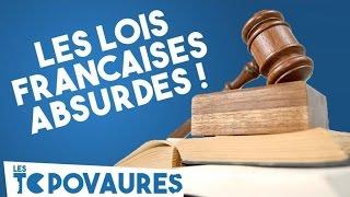 Video 5 lois françaises totalement absurdes MP3, 3GP, MP4, WEBM, AVI, FLV Mei 2017