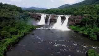 Athirapally India  city photos gallery : A must see waterfalls of India. Athirapally waterfalls, Kerala (Aerial view)
