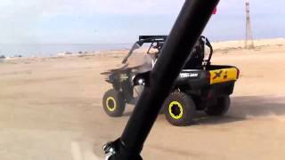 9. Can am commander 1000 vs rzr xp 900
