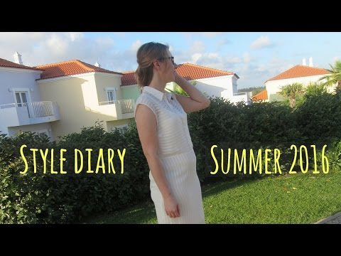 Style Diary Summer 2016 | Algarve, Portugal