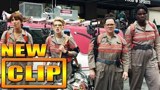 Ghostbusters Let's Go Clip by Clevver Movies