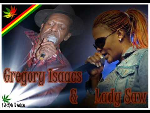 Gregory Isaacs & Lady Saw   Night Nurse