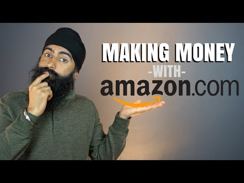 Amazon Is Taking Over The World - Do You Have A Piece Of It?