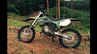 10. Kawasaki Kx 125 | Las