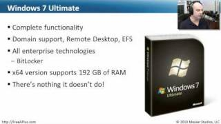 Planning a Windows 7 Installation - CompTIA A+ 220-701: 3.3