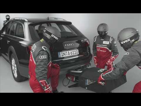 My Audi Tutorial - Nosiče jízních kol