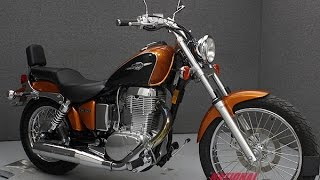 6. 2012  SUZUKI  S40 BOULEVARD 650 - National Powersports Distributors