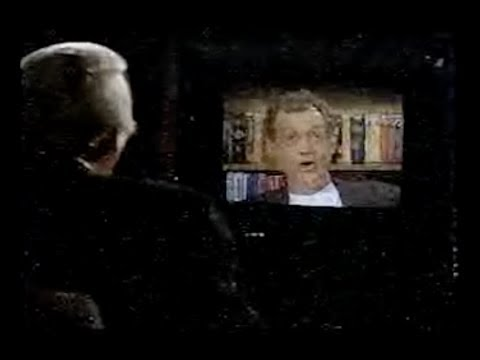 Tom Snyder interviews David Letterman - Feb. 1997