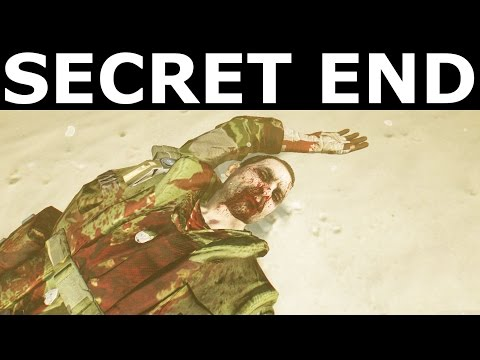 Secret ENDING - Dying Light The Following - Military Alternate Third End (Easter Egg)