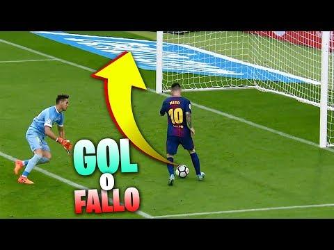 ¡GOL O FALLO CHALLENGE! *Lo que TODOS esperabais*
